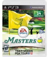 Tiger Woods PGA Tour 12: The Masters [с поддержкой Move] (PS3)