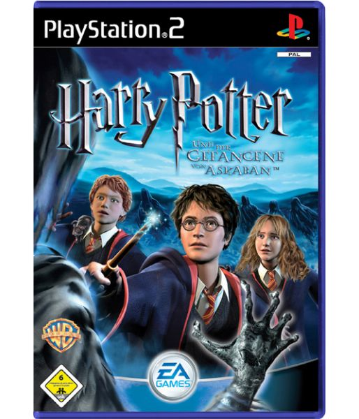 Harry Potter & the Prisoner of Azkhaban (PS2)