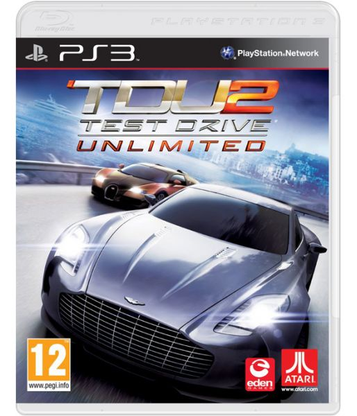 Test Drive Unlimited 2 [русская документация] (PS3)
