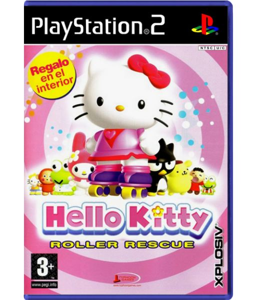 Hello Kitty: Roller Rescue (PS2)