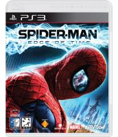Spider-Man: Edge of Time [русская документация] (PS3)