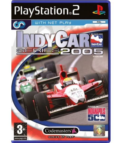 Indy Car Series 2005 (PS2)