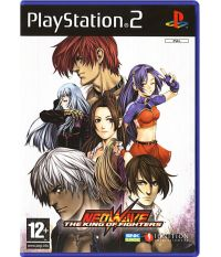 King of Fighters: Neowave (PS2)