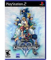 Kingdom Hearts 2 [Platinum] (PS2)