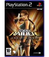 Lara Croft Tomb Raider: Anniversary [Standart Edition 2 CD] (PS2)