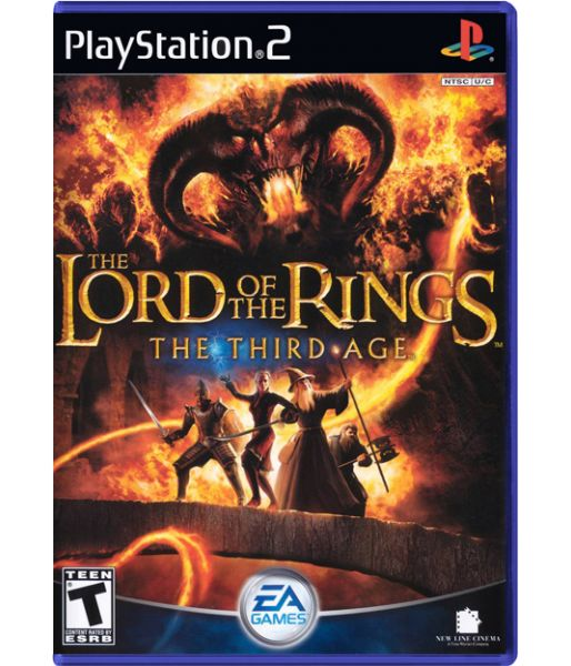 Lord of the Rings: The Third Age [Platinum] (PS2)
