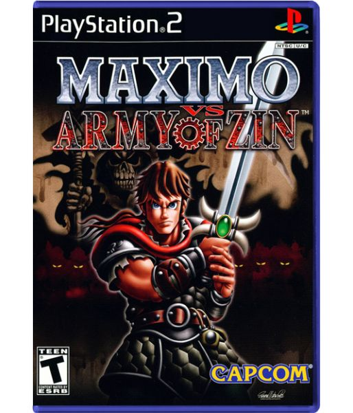 Maximo vs. Army of Zin (PS2)