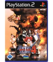 Metal Slug 4 (PS2)