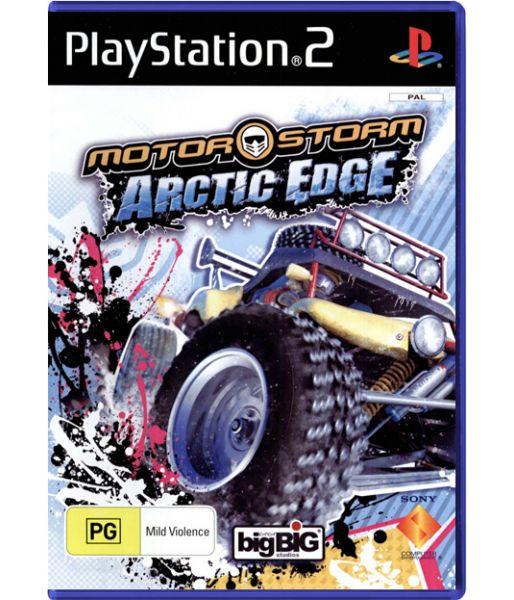 MotorStorm: Arctic Edge (PS2)