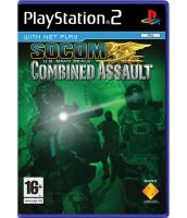 SOCOM: Navy Seals Combined Assault [w/Headset] (PS2)