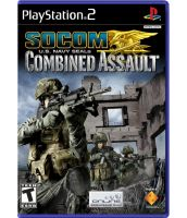 SOCOM: U.S. Navy Seals - Combined Assault (PS2)