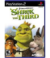 Shrek the Third [Platinum] (PS2)