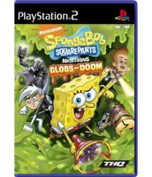 SpongeBob Square Pants Featuring Nicktoons: Globs of Doom (PS2)