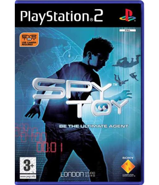 Spy Toy: Be the Ultimate Agent (PS2)