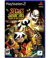 The Secret Saturdays: Beasts of the 5th Sun (PS2)