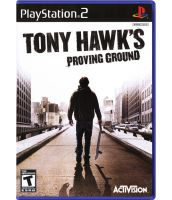 Tony Hawk's Proving Ground (PS2)