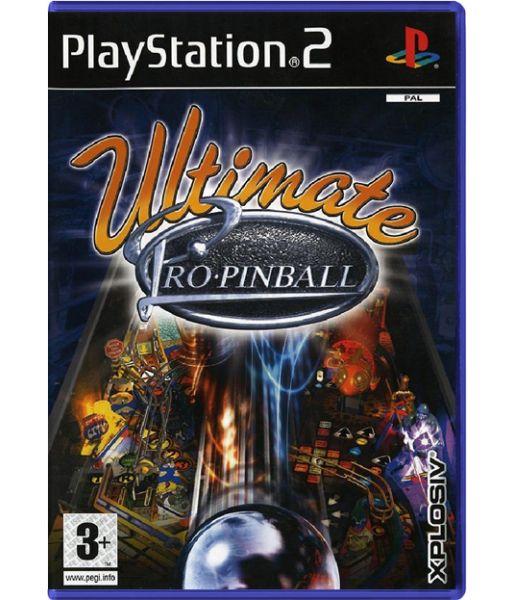 Ultimate Pro Pinball (PS2)