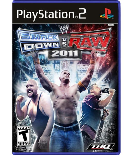 WWE Smackdown vs Raw 2011 (PS2)