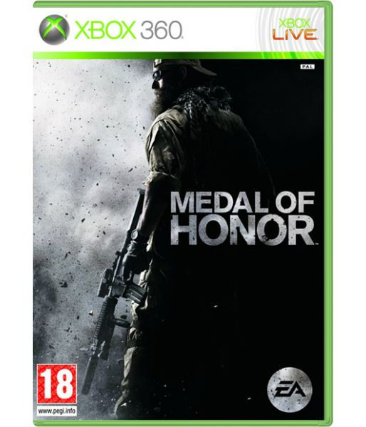Medal of Honor [русские субтитры] (Xbox 360)