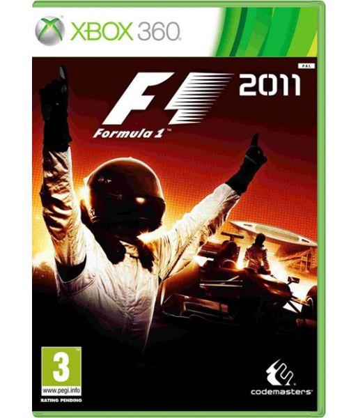 F1 2011 [русская документация] (Xbox 360)