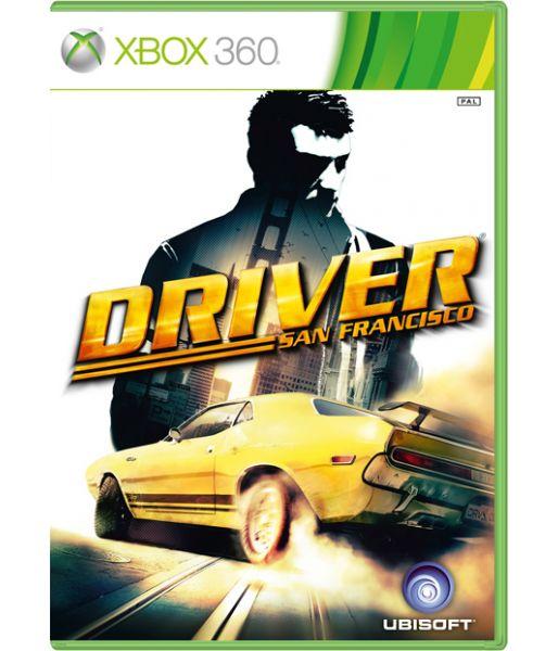 Driver: Сан-Франциско. Специальное издание [русская версия] (Xbox 360)