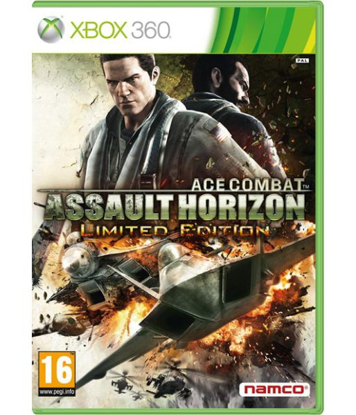 Ace Combat Assault Horizon Limited Edition [русские субтитры] (Xbox 360)