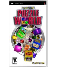 Capcom Puzzle World [Essentials] (PSP)