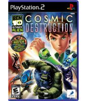 Ben 10: Ultimate Alien Cosmic Destruction (PS2)