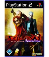 Devil May Cry 3. Special Edition (PS2)