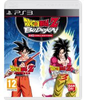 Dragon Ball Z Budokai HD Collection (PS3)