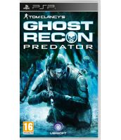 Tom Clancy's Ghost Recon Predator [Русская коробка] (PSP)