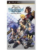 Kingdom Hearts Birth by Sleep [русская документация] (PSP)