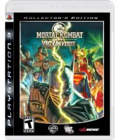 Mortal Kombat Vs DC Universe Kollector's Edition (PS3)