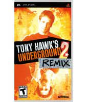 Tony Hawk's Undergroud 2 Remix (PSP)