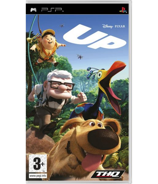 Up [Essentials] (PSP)