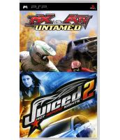 Комплект: MX vs. ATV: Untamed + Juiced 2 [Double Pack] (PSP)