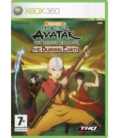 Avatar - The Legend of Aang: The Burning Earth (Xbox 360)