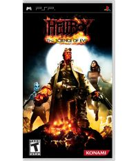 Hellboy: The Science of Evil (PSP)