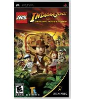 Lego Indiana Jones: the Original Adventures [Platinum] (PSP)