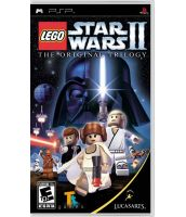 Lego Star Wars 2: The Original Trilogy [Platinum] (PSP)