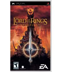 Lord of the Rings: Tactics [Platinum] (PSP)