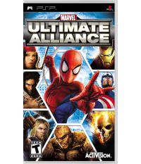 Marvel Ultimate Alliance (PSP)