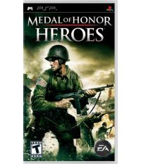 Medal of Honor: Heroes [Platinum] (PSP)