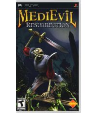 MediEvil: Resurrection [Essentials] (PSP)
