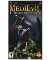 MediEvil: Resurrection [Platinum] (PSP)