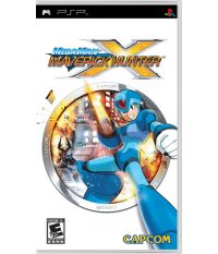 Mega Man Maverick Hunter X [Essentials] (PSP)