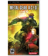 Metal Gear Ac!d 2 (PSP)