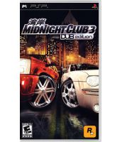 Midnight Club 3: DUB Edition [Platinum] (PSP)