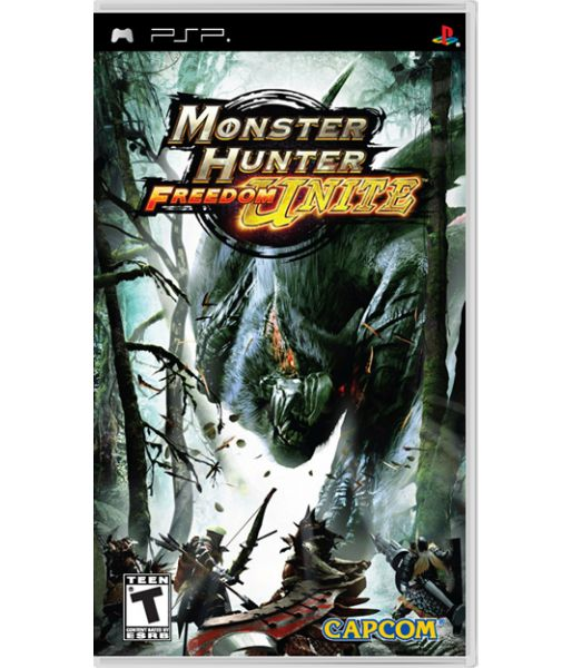 Monster Hunter: Freedom Unite (PSP)