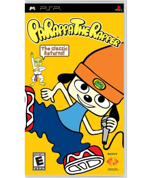 PaRappa: The Rapper (PSP)